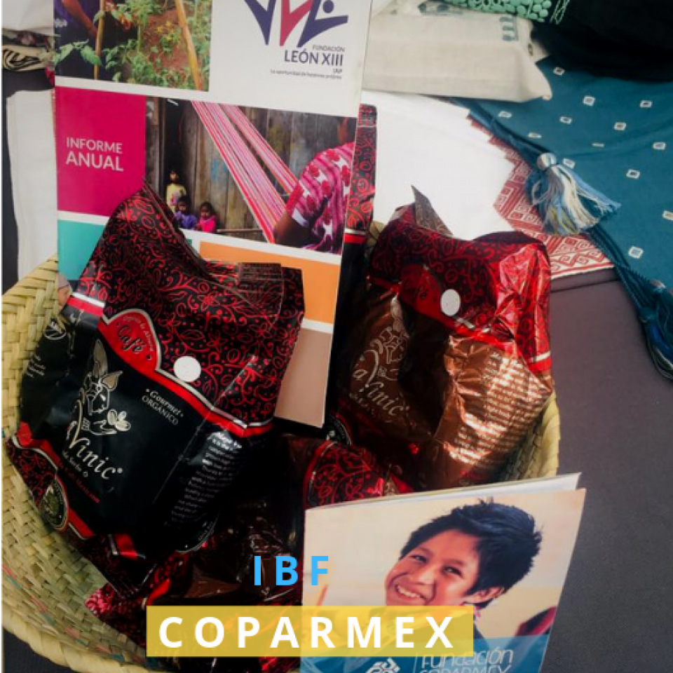 Innovation & Business Forum COPARMEX 2018